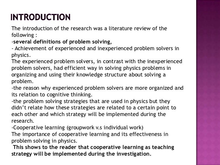 "examples of a research paper introduction Why is this an ""a"" paper this student-generated research paper demonstrates the following: clear focus (evident in thesis and relevant information/details."