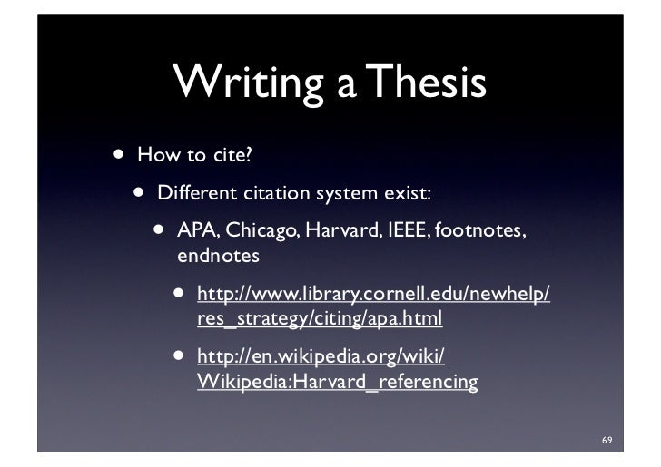 Difference MBA thesis , Articles & PHD Thesis?