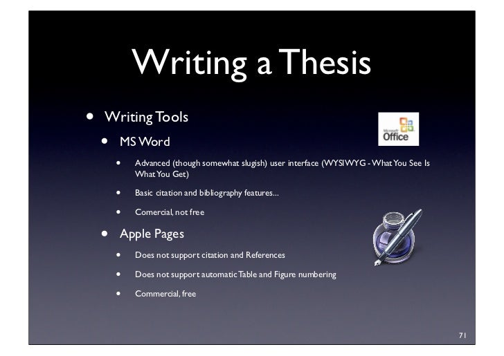 "latex document class for master thesis Some of the available classes of documents in latex are well known and widely used, such as the article and beamer classes, while others are not so well known, such as the standalone class  what are the available ""documentclass"" types and their uses ask question  small books, thesis,  book for real books slides for slides the."