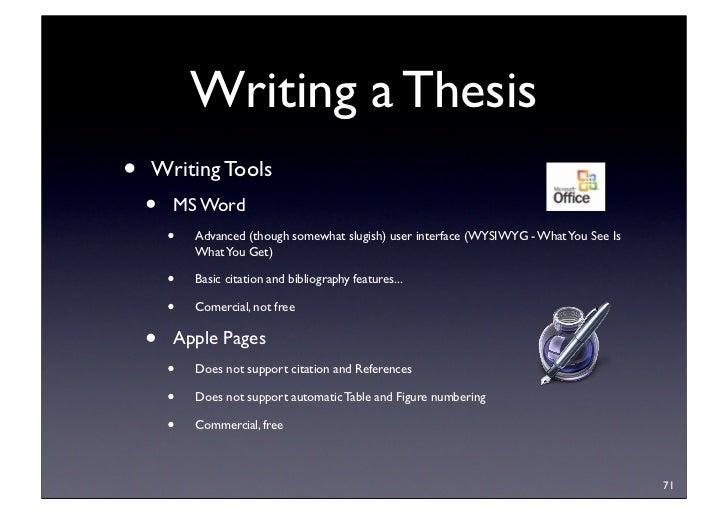 latex phd thesis bibtex