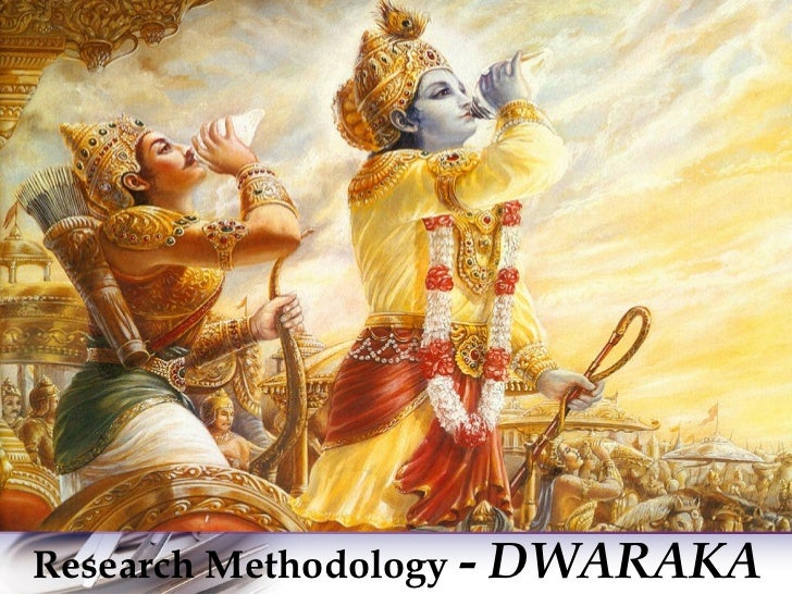 Dwarka Research methodology by Sanket Patole