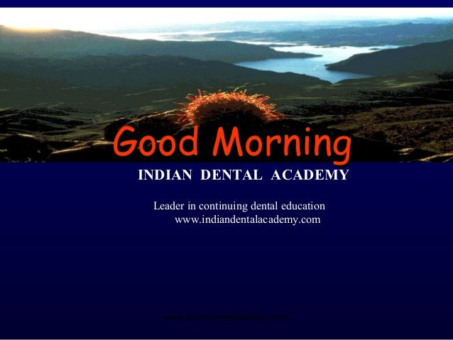 Research methodology /certified fixed orthodontic courses by Indian dental academy