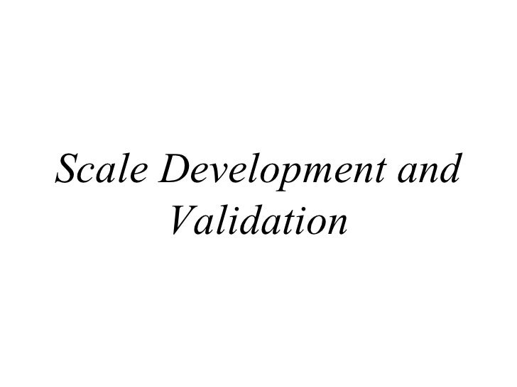 effect of using inappropriate development methodology This particular section carries lessons on development and evaluation of web-based instruction threats to validity of research design barbara ohlund and chong-ho yu.