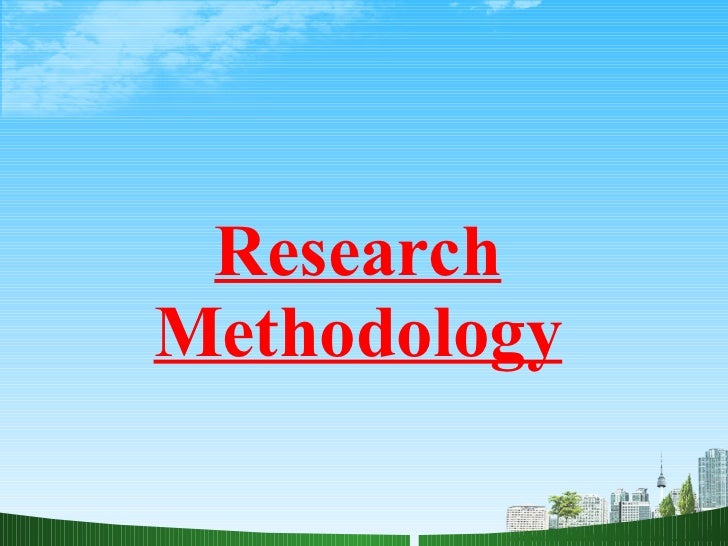 What are Research Methods?