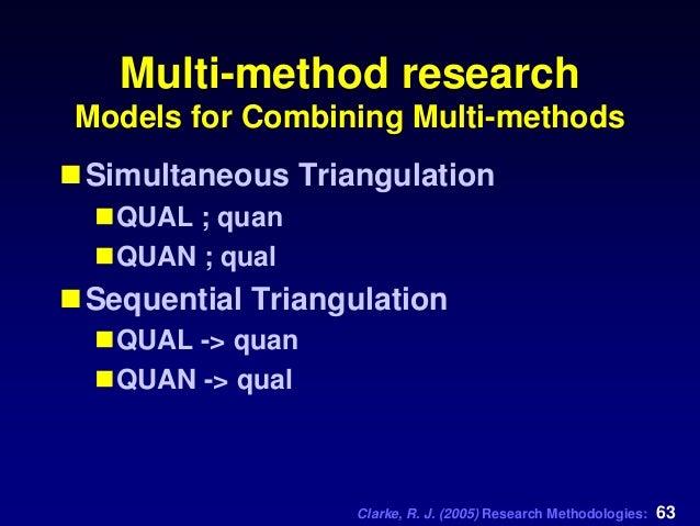 Dissertation outline quantitative