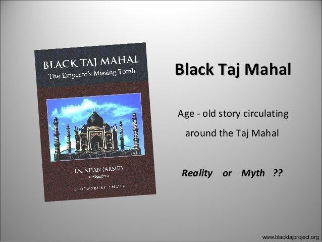 black taj mahal mystery - photo #7