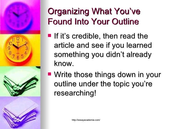 Write My Research Paper: The Custom Term Paper