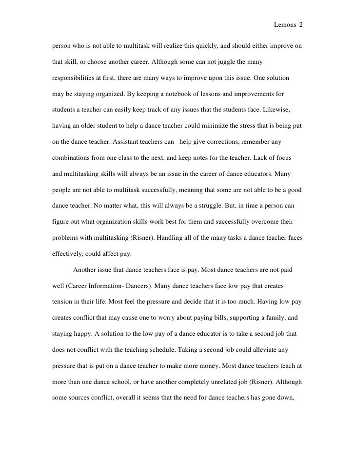 Outline essay paper