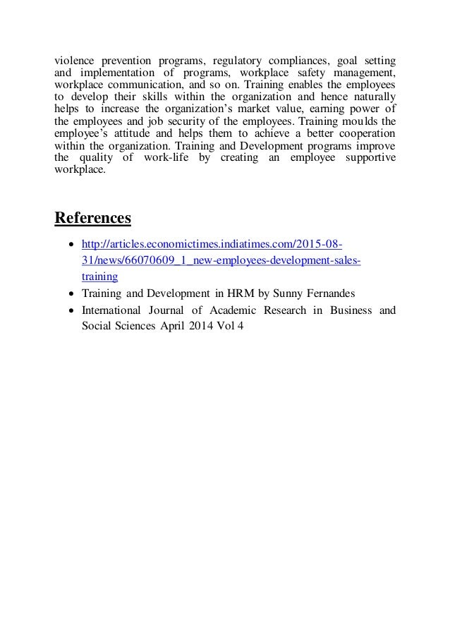 training research paper For students: the research training program (rtp) scheme is administered by individual universities on behalf of the department of education and trainingapplications for rtp scholarships need to be made directly to participating universitieseach university has its own application and selection process, please contact your chosen university directly to discuss how to apply for the rtp scheme.