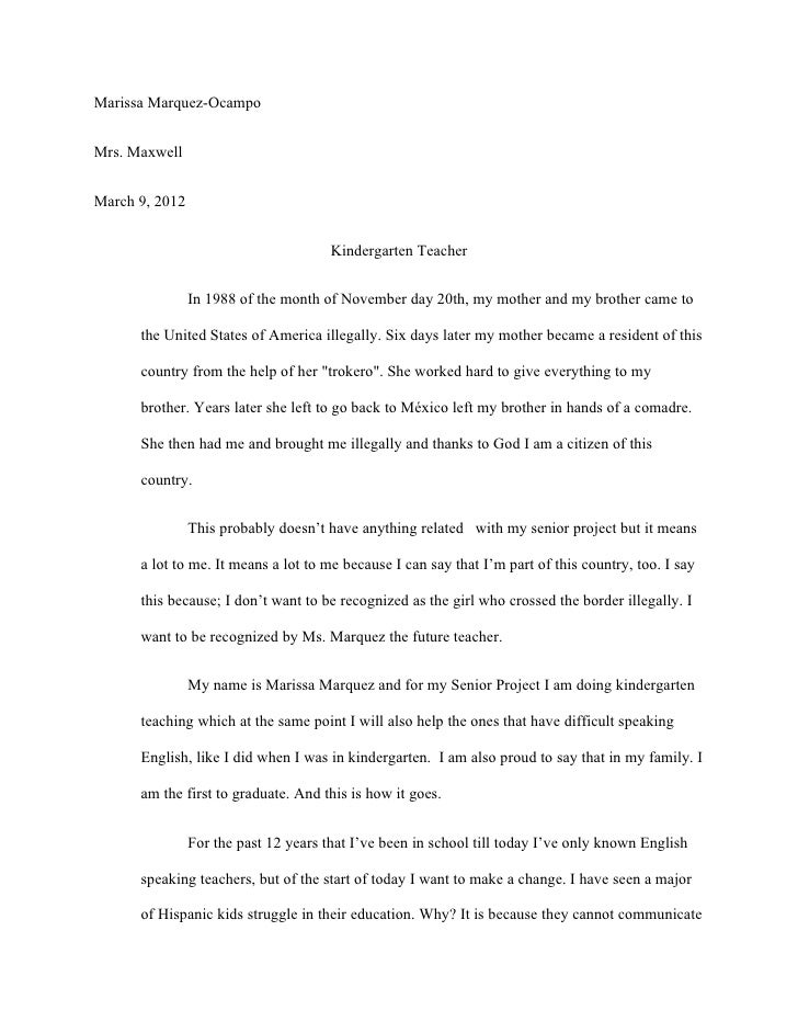 research paper on teaching kindergarten A study of effective instructional methods to teach sight words in 61-683 research paper spring 2012 different method for teaching sight words in kindergarten.