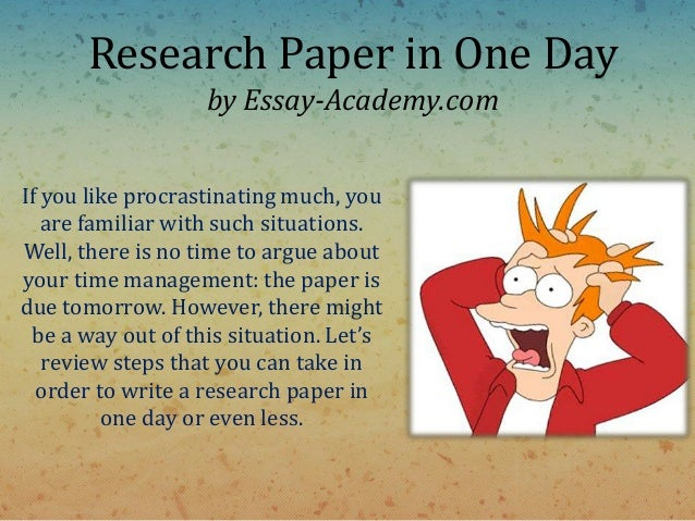 Teams term paper