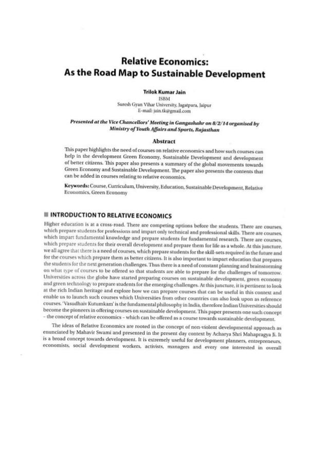 Dissertation Development Economics