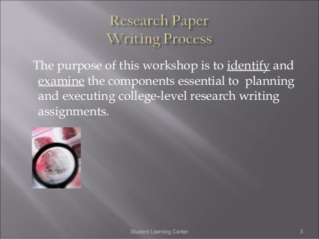 How can I organize my research paper?