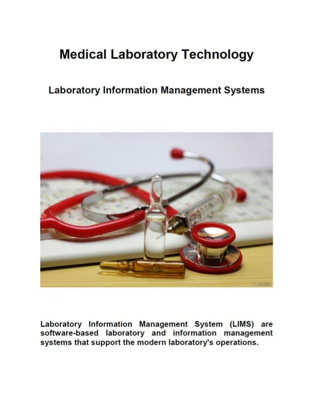 Laboratory Management- General Functions of a Laboratory Manager