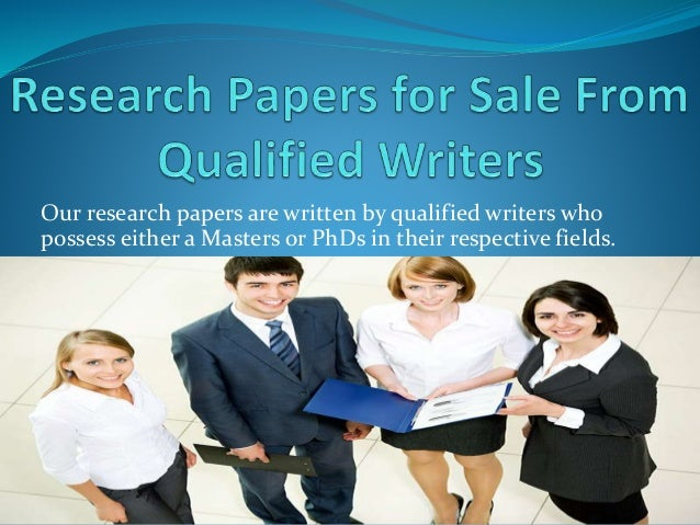qualities research paper A successful research paper accurately, concisely, and comprehensively relays unbiased information on the subject learn more about the fundamentals of research paper.