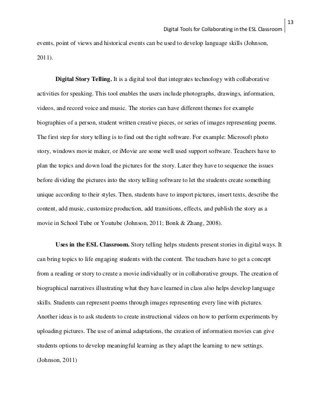 essay about school in spanish