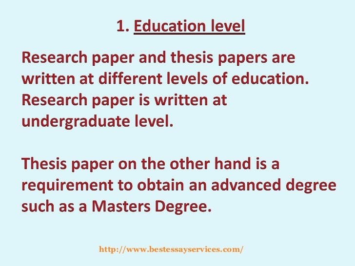 research paper vs essay Like everyone else, i myself was aware of the very basic ideas of a personal essay or expository writing and research papers but after doing some research on the internet on both the topics i came to know a lot more detail about them and distinct differences between them.