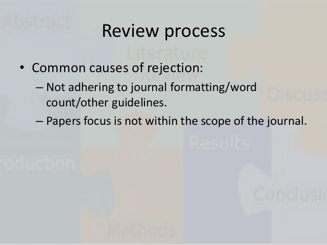 Animation how to do a medical research paper