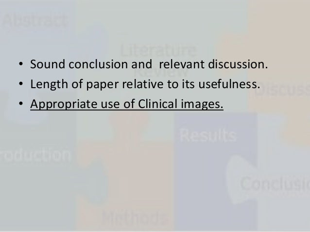 Medical research paper