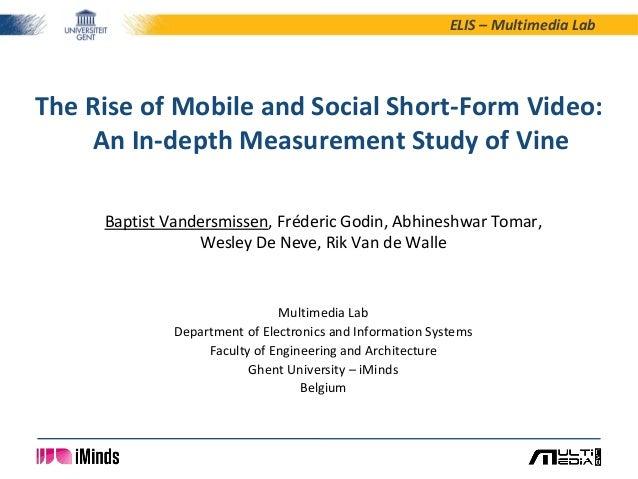 Vine Measurement Study