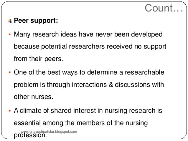 I need know what counts as research experience?