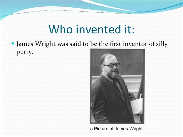James Wright inventor