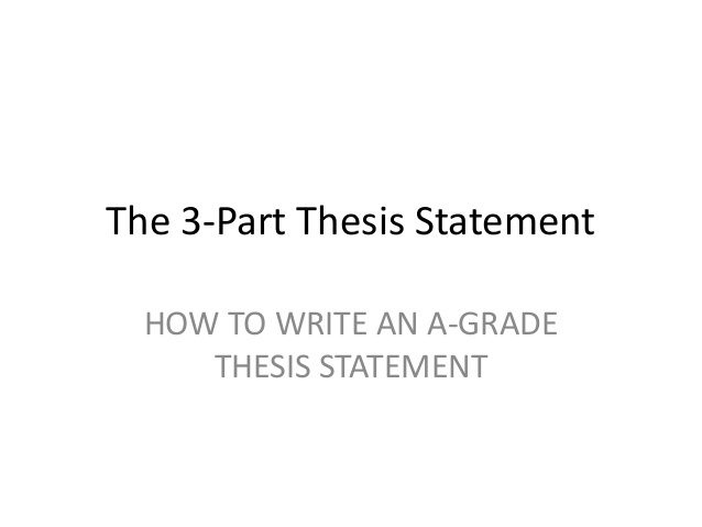 Problem statement dissertation proposal