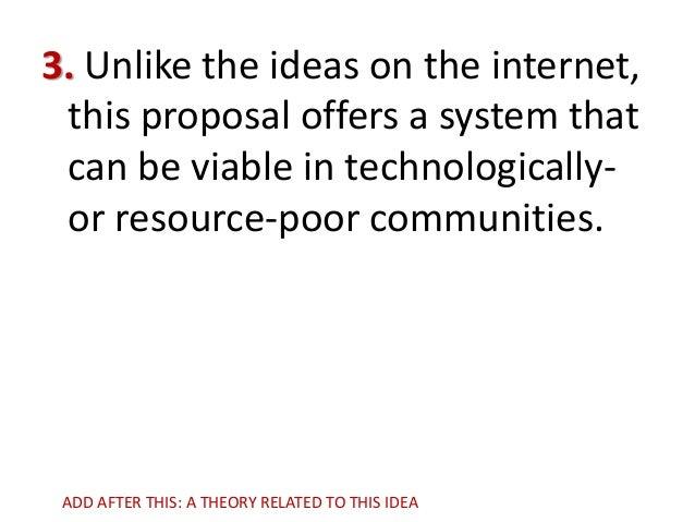 postgraduate thesis proposal