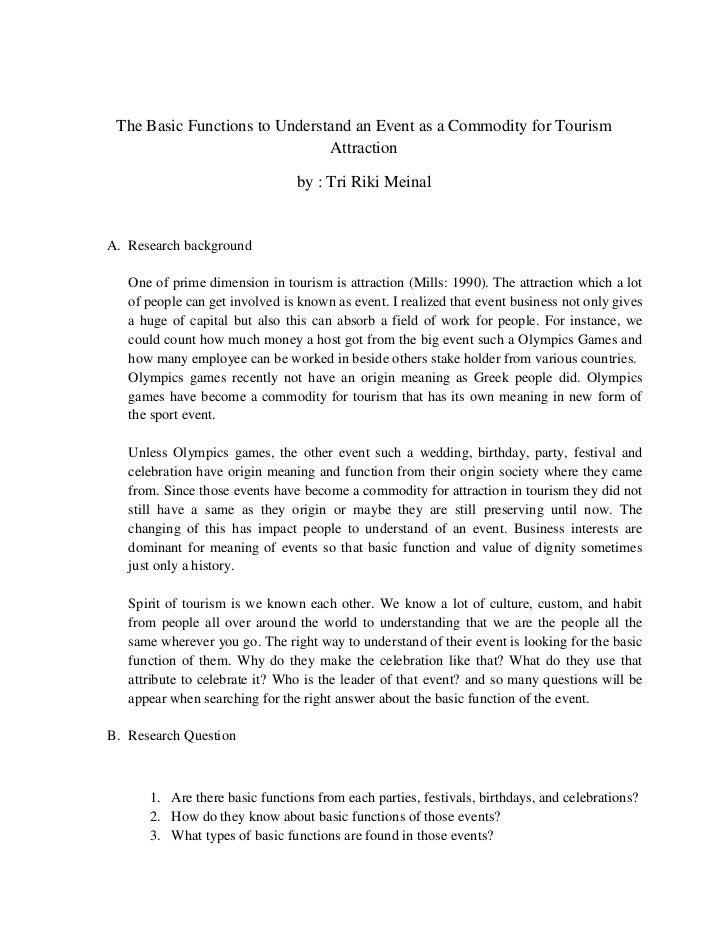 Sample Research Paper Proposal Template  Academic Writing Services