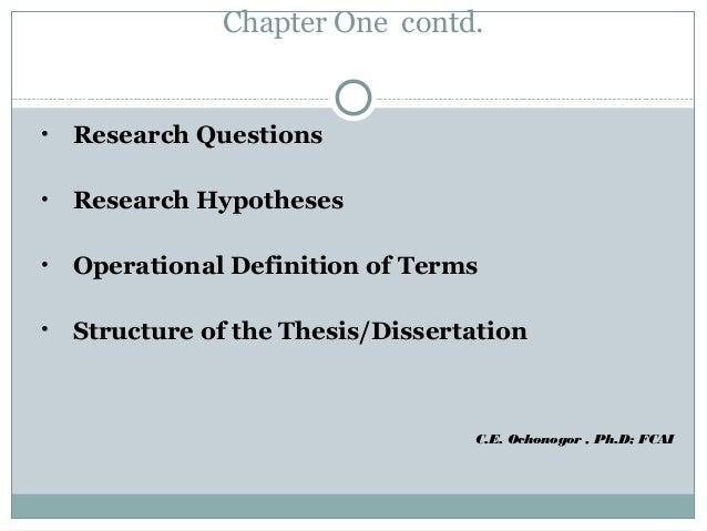 Research Proposal Writing 2013