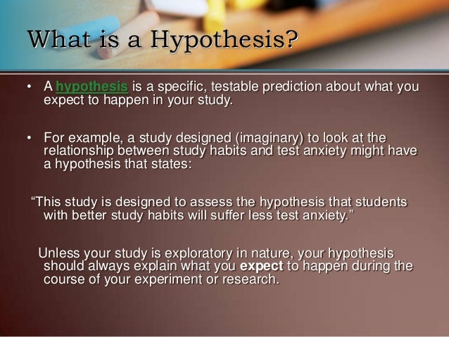 Dissertation research questions and hypotheses