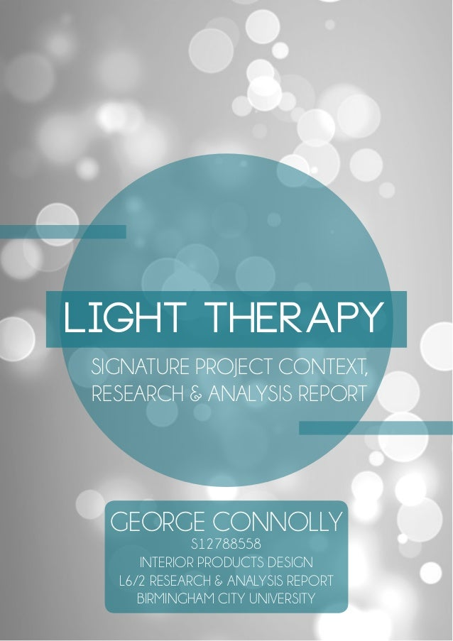 light therapy research papers Research has shown that led light therapy may help to smooth skin texture, improve skin firmness and resilience, increases the lymphatic system activity, restore skin's natural cellular activity, reduce the appearance of fine lines, wrinkles and superficial hyperpigmentation.