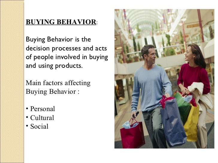 Research papers on consumer behaviour towards shopping malls