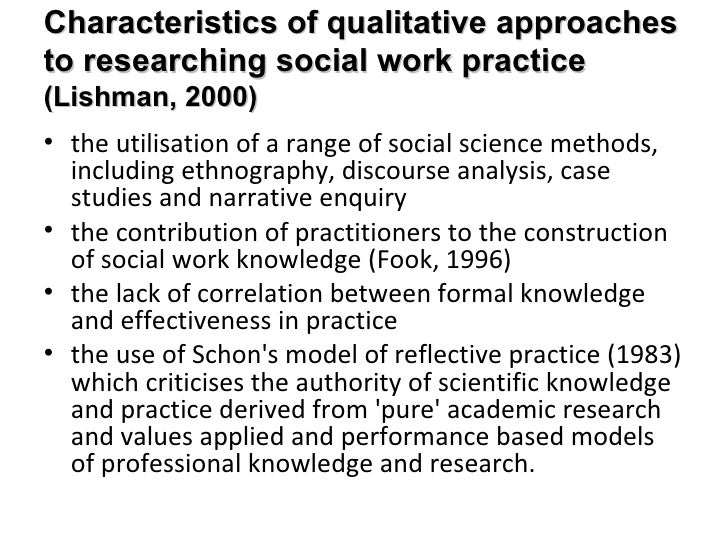 Social Work topic term paper