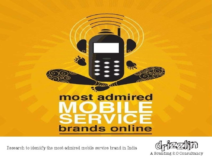 Most Admired Telecom Service Brands- Online