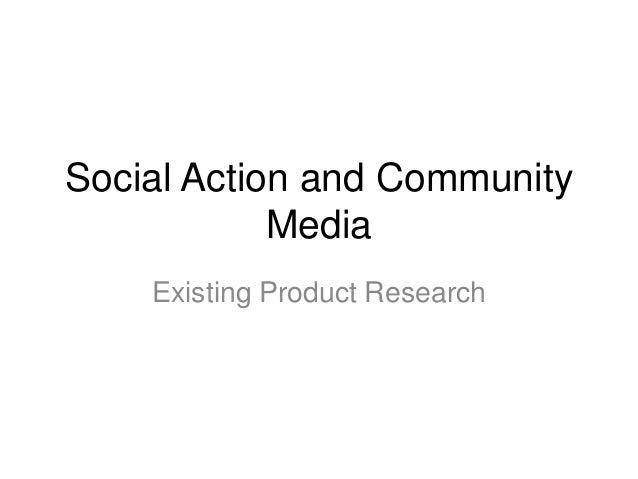 Social Action & Community Media