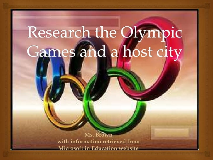 Special Olympics Research