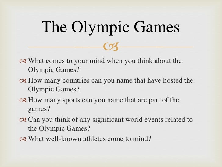 essay writing on olympic games 2012 The writing olympics posted on august 8, 2016 by sevensteps most children innately love telling and writing stories, but sadly somewhere along the way writing becomes a chore and all the fun disappears.