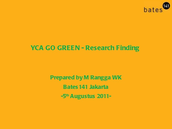 The Green Story - Indonesia