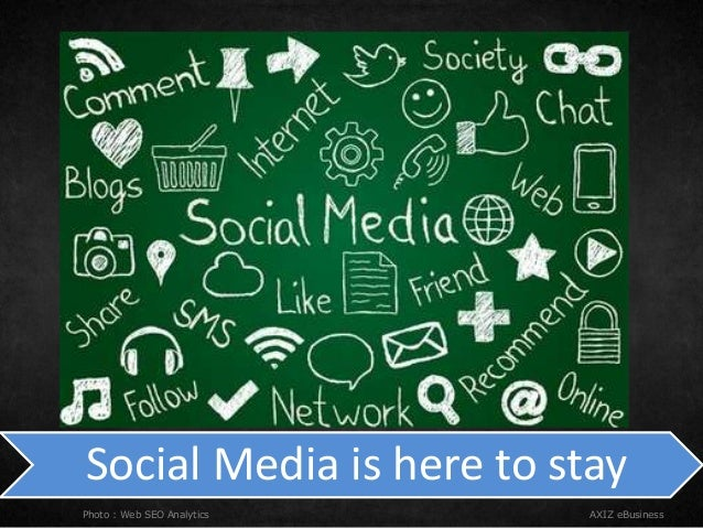 how to use social network for business