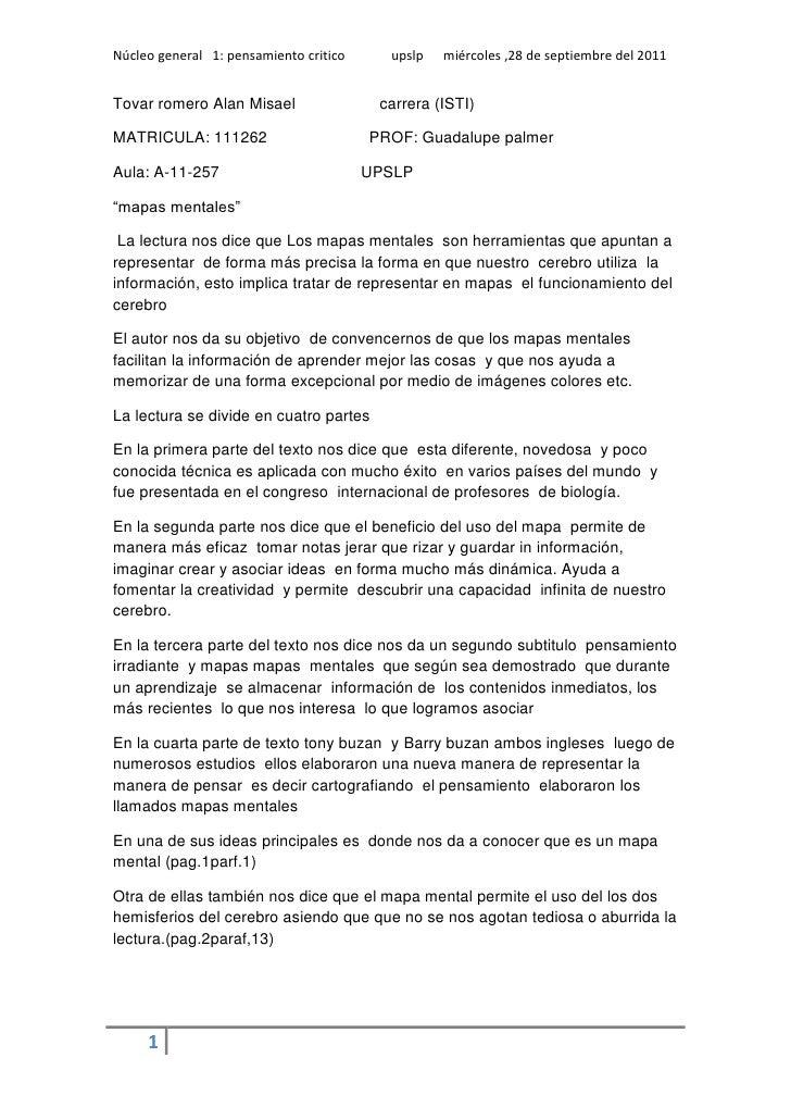 Tovar romero Alan Misael                   carrera (ISTI)<br />MATRICULA: 111262                       PROF: Guadalupe pal...
