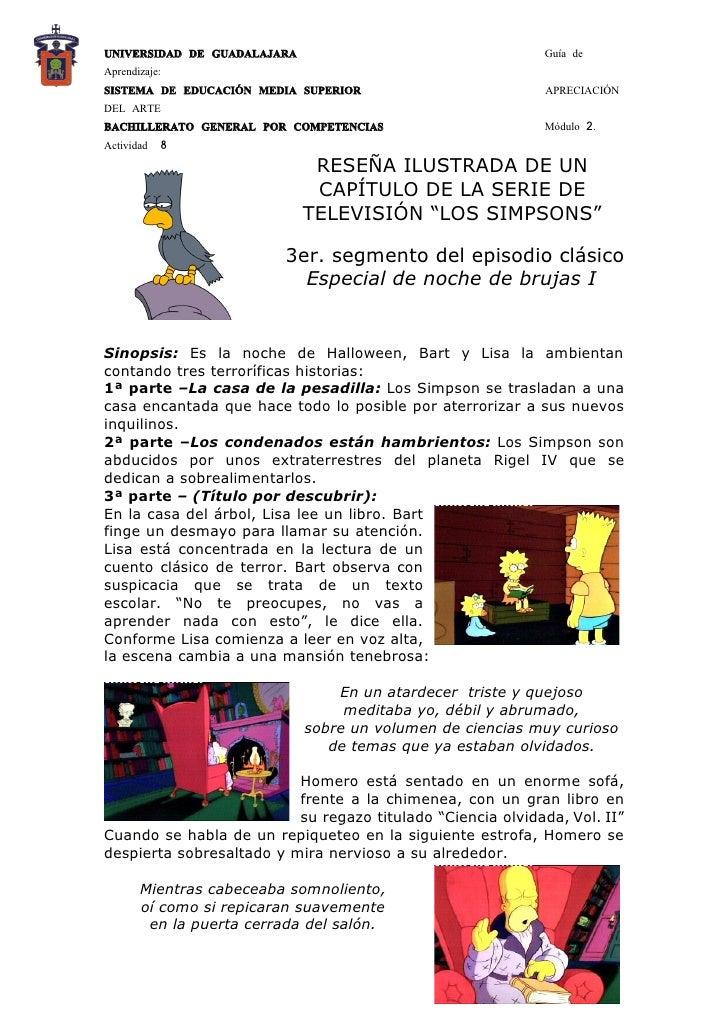 Resenadelepisodio Elcuervodelos Simpson