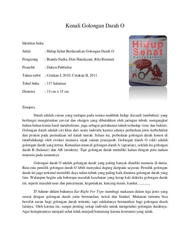 ... Contoh Resume Buku Novel by Contoh Resesnsi Buku Nonfiksi ...