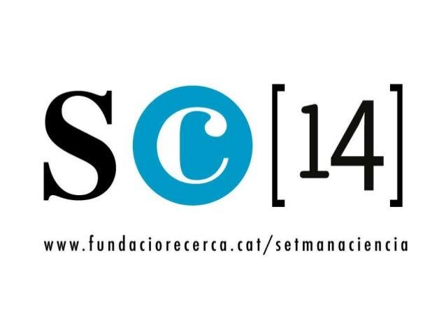 Missió Biodiversitat  Setmana de la Ciència 2014 - 1r ESO