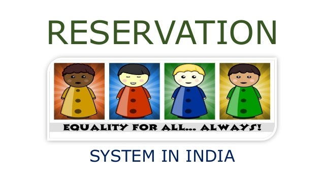 reservation is boon or bane Boon or bane  reservation in private schools: a new challenge that can  throttle private schools is the mandatory 25 per cent reservation.