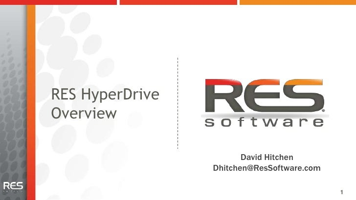 Res hyper drive overview   201203 - widescreen