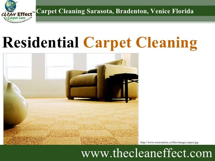 Residential Carpet Cleaning Sarasota , Bradenton & Venice Florida