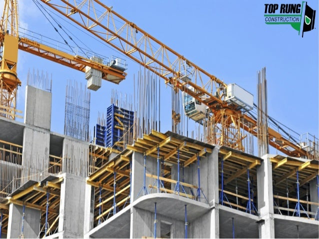 best commercial industrial residential construction