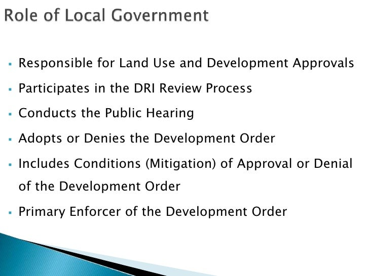 Land Development Steps : Residential land development process