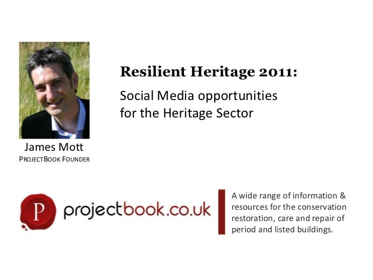 Resilient heritage - Peterborough 2011